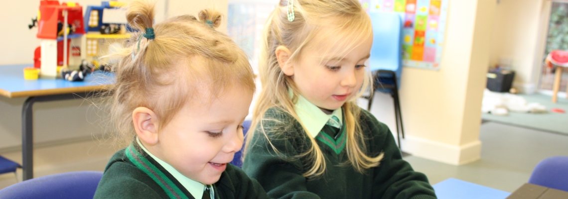 Early Years Lesson Oaklands School