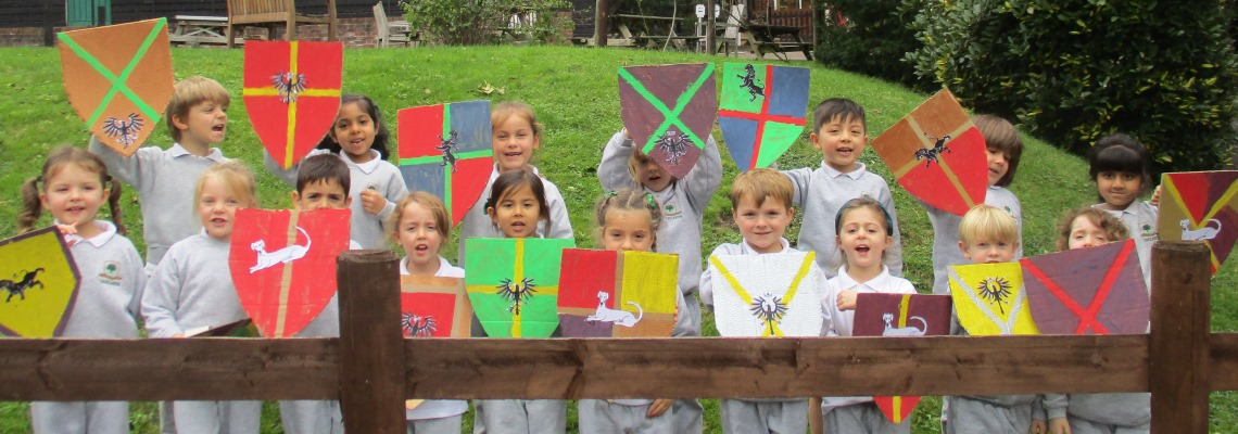 Year 1 Artwork Oaklands